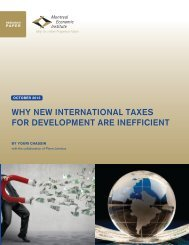 Publication (PDF format) - Institut économique de Montréal