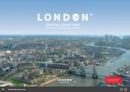 London Official Guide 2014 - London & Partners