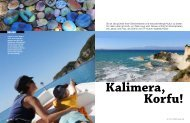 Sie ist die grünste Insel Griechenlands und hat jede ... - ReNatour