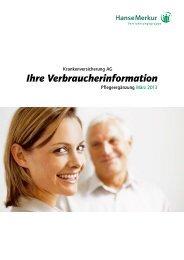 HanseMerkur - Pflegeversicherung