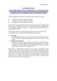 Appendix 2: CE Supervisor Appraisal
