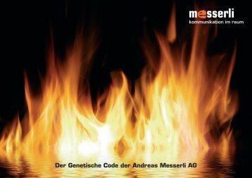 Genetischer Code (PDF) - Andreas Messerli AG