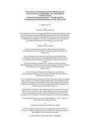 Gesetz über den Brandschutz und die Hilfeleistung der - Falkenhain