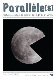 l'actualité culturelle autour de l'INDRE-et-LOIRE - Parallèle(s)
