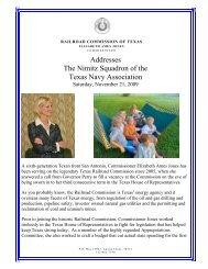 Addresses The Nimitz Squadron of the Texas Navy ... - D. A. Sharpe