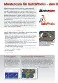 Mastercam X7 für SolidWorks - Seite 2