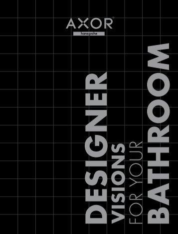 Axor brand brochure - Hansgrohe