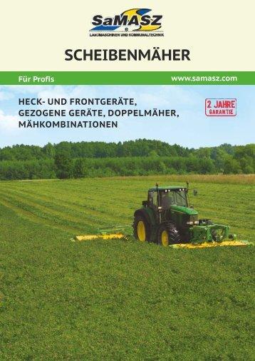 Katalog Scheibenmäher als PDF Datei