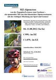 12 08 MZ Reiseprogramm Alpencross 1