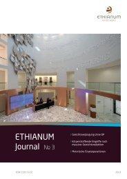 ETHIANUM Journal 03 - Ethianum Klinik Heidelberg