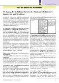 Kammermitteilung 04-2012 - Rechtsanwaltskammer Braunschweig - Seite 5