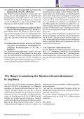 Kammermitteilung 04-2012 - Rechtsanwaltskammer Braunschweig - Seite 7