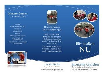 her - Horsens Garden