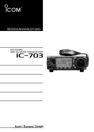 IC-703 - Icom