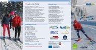 LanglaufSkikurse - Westdeutscher Skiverband e.V.