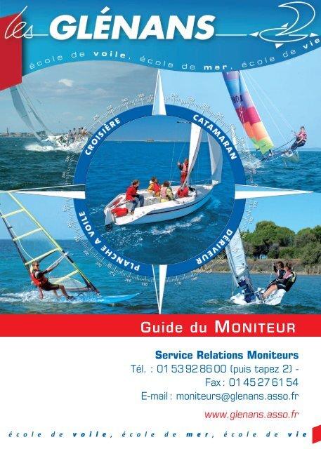 Guide Du Moniteur Les Glenans