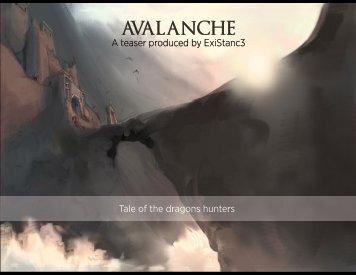 avalanche - Existanc3