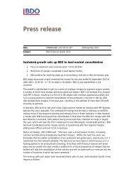 Press release - Accountancy Nieuws