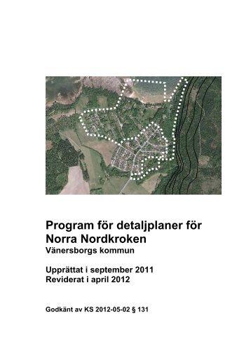 Beskrivning - Vänersborgs kommun