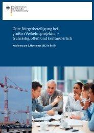 Download Flyer als PDF - Gute Bürgerbeteiligung bei großen ...
