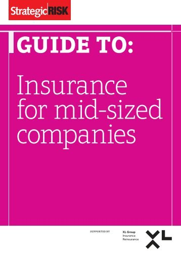 Insurance for mid-sized companies - XL Group
