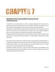 implementation arrangement for kalusugan pangkalahatan - DOH