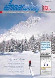 Ellmauer Zeitung Dezember 2011 PDF (ca. 17 MB - Ellmau Info