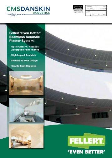 'EvEn BEttEr' - CMS Danskin Acoustics