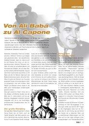 Von Ali Baba zu Al Capone - Kripo.at