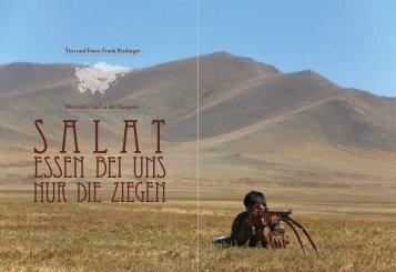 Murmeltierjagd in der Mongolei Text und Fotos: Frank Riedinger