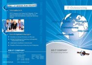 Portfolio - KW-IT Company