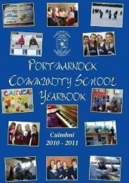here - Portmarnock Community School