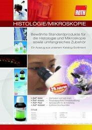 HISTOLOGIE/MIKROSKOPIE - Carl Roth