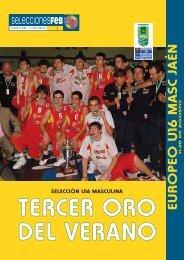 21/08/06 Selecciones FEB 16 - Federacion Española de Baloncesto