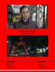 Download the Press Kit - Prince of Swine