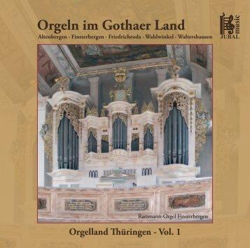 Orgeln im Gothaer Land - Bplaced.net
