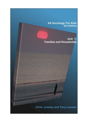 AS Sociology for AQA: 2nd edition