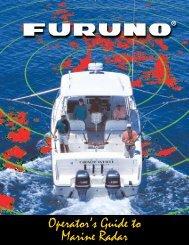 Operator's Guide to Marine Radar - Radar Marine Electronics