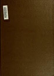Barock und Klassizismus. Studien zur Geschichte ... - Warburg Institute
