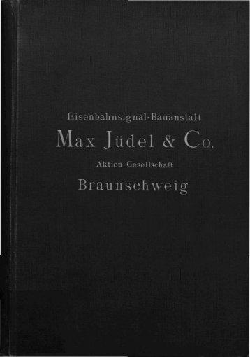 Max Jüdel &CO.,Akt:Ges.