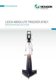 leica absolute tracker at901 - AICON 3D Systems
