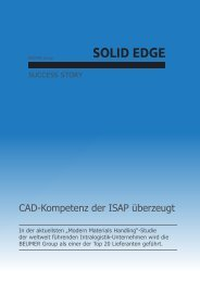 klicken, um den Praxisbericht der BEUMER Group GmbH & Co. KG ...