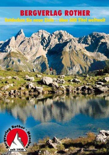 RotherTouren App - Bergverlag Rother