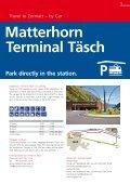 by coach - Matterhorn Gotthard Bahn - Page 5