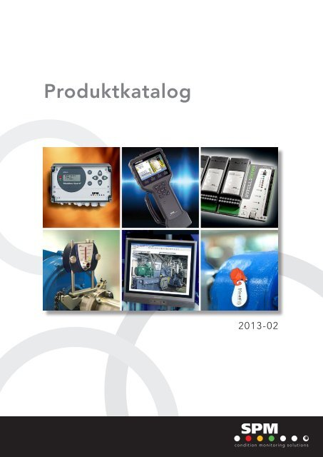Condition Monitoring Produktkatalog (17.0MB) - Status Pro