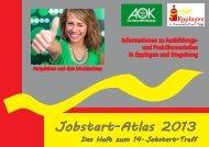 Jobstart-Atlas 2013 - EPPINGEN.org