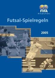 Futsal-Spielregeln - Jugendtrainer.com