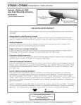 Outdoor Tube System - OTS Installation Instructions - Kim Lighting - Page 3
