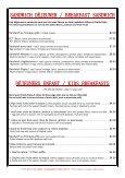 Menu complet - Restaurant chez Papie - Page 4