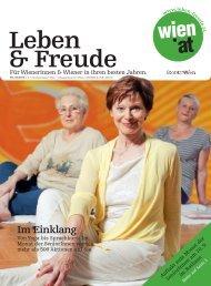 Leben & Freude 3/2013 - bei Leben-Freude.at